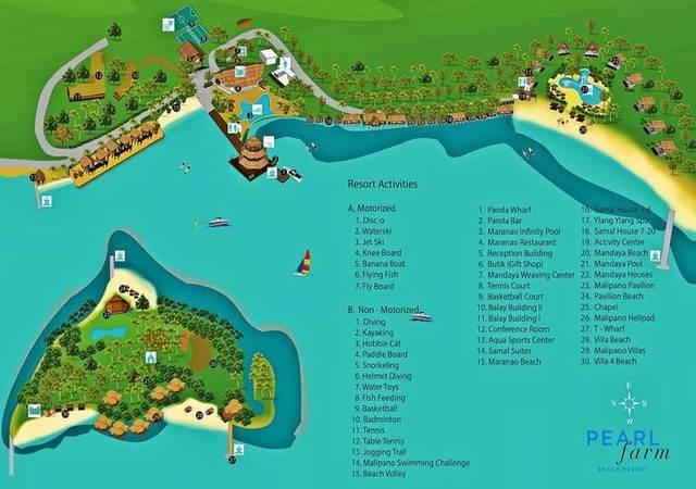 Pearl Farm Beach Resort - Philipines Banaue & Sagada Tours