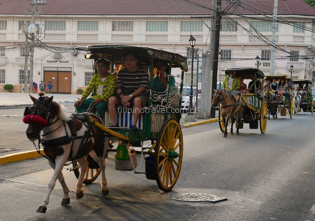 Kalesa Intramuros Day Tours Manila Philippines