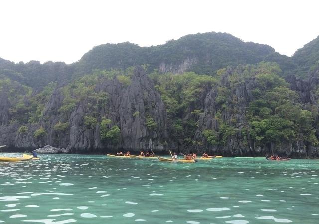 el-nido-kayaking