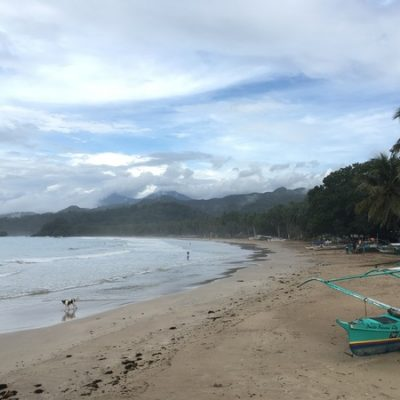 sabang-beach-area