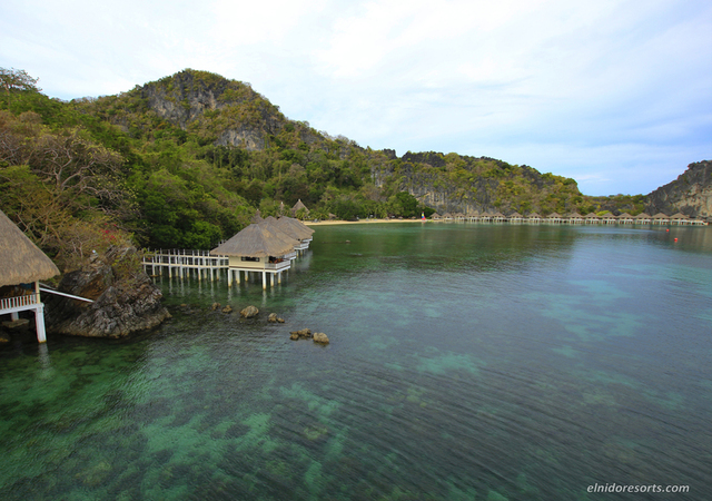Apulit Island Facade