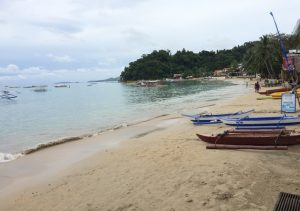 Cadlao Resort Beach Area