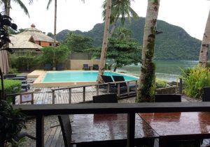 Cadlao Resort Swimming Pool