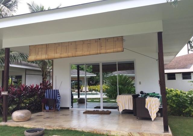 Cadlao Resorts Back Area