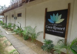 Coco Resort Facade
