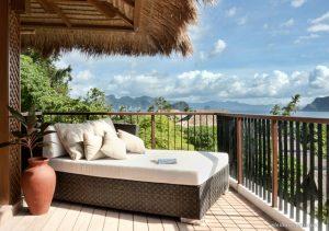 Pangulasian Canopy Villa Terrace