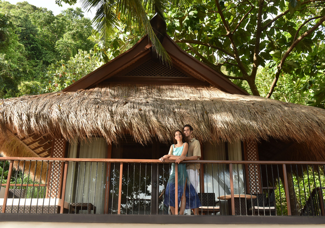 Pangulasian Canopy Villa