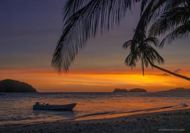 Pangulasian Sunset