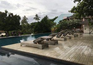 Amorita Pool Area