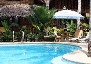 Pyramid Hotel swimming pool