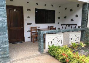 Tip Top Cottage Porch