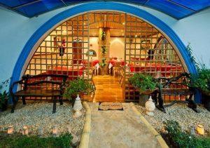 Floral Villarosa Palawan Restaurant