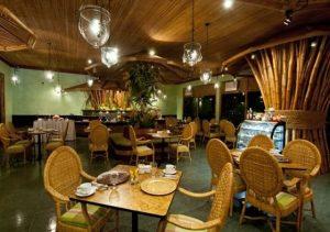 Legend Hotel Palawan Dining Area