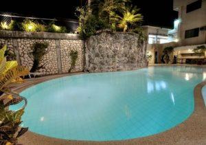 Legend Hotel Palawan Pool Area