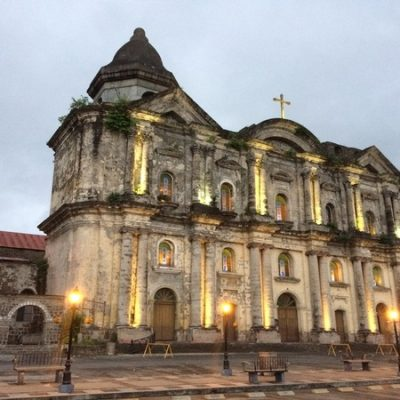 Taal Basilica of St Martin de Tours