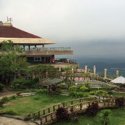 Tagaytay Palace in the sky