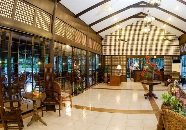 White Sands Cebu Lobby