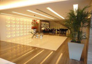 Bayleaf Hotel Lobby 1
