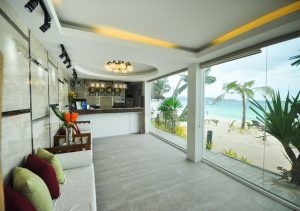 Boracay Ocean Club Reception Area