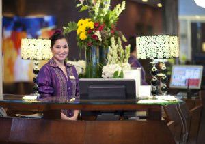 Celeste Hotel Reception