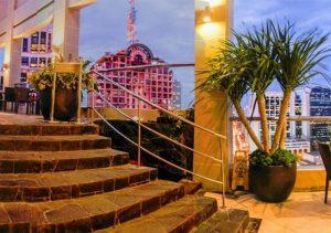 City Garden Grand Hotel Roof Deck