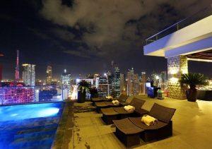 City Garden Grand Pool