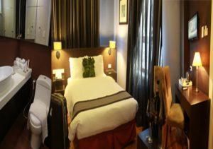Ciudad Fernandina Vigan Hotel Deluxe Room