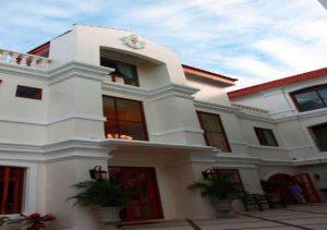 Ciudad Fernandina Vigan Hotel Facade