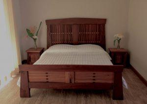 Corto del Mar Standard Room bed