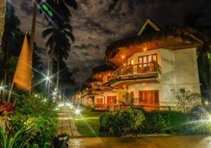 Daluyon Resorts Palawan Facade