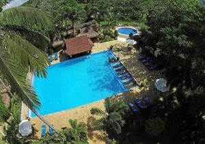 Daluyon Resorts Palawan Pool