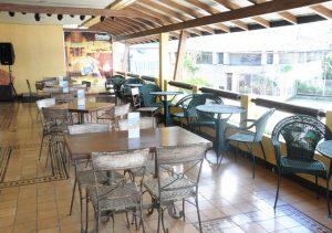 El Cielito Baguio Dining area