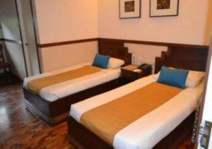 El Cielito Baguio Standard Twin Room