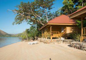 El Rio Ymar native cabana exterior