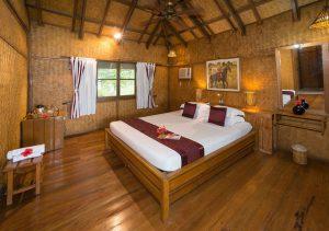 El Rio Ymar native cabana room