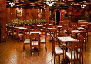 Fort ilocandia Laoag Dining area