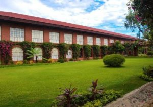 Fort ilocandia Laoag side facade