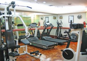 Heritage Hotel Gym