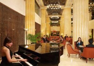 Heritage Hotel Lobby Lounge