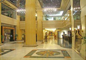 Heritage Hotel lobby concierge