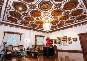 Hotel Luna Vigan Ceiling
