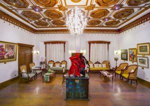 Hotel Luna Vigan Lounge