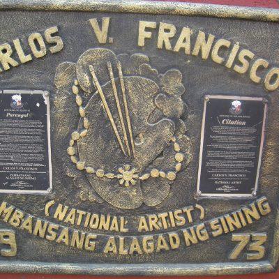 Mural in Angono Arts Tour Manila Daytour