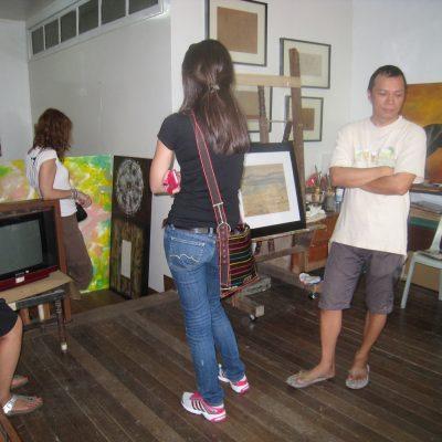 Carlos Botong Francisco Angono Arts Tour Manila Daytour