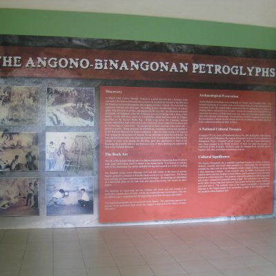 3000 B.C. Petroglyphs in Angono Arts Tour