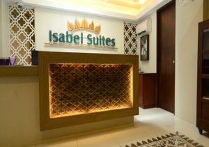 Isabel Suites Laoag reception