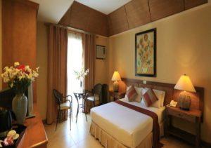 Java Hotel Laoag Deluxe Room