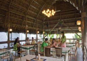 Java Hotel Laoag Dining Area