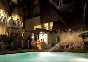 Java Hotel Laoag pool area