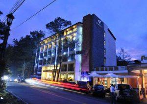 Le Monet Hotel Baguio Facade